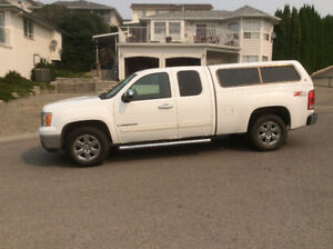 2009 GMC Sierra SLE 1500  extend a cab  4wd  Truck For Sale