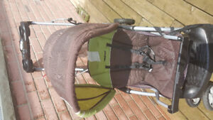 Baby trend sit and stand xl