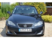 Lexus Is 220d in brilliant condition