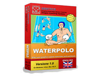 GESTICS WATERPOLO - Make graphics sports exercises, draw sport waterpolo