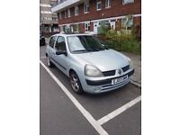 Renault Clio! quick sale £375 great condition!!!