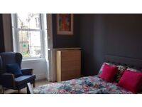 Avail 01/09/17 Spacious, bright city centre room in newly refurbished flat. Beside Greyfriars.