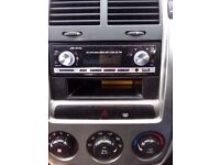 Car mp3 player with usn/sd port hands free bluetooth cals