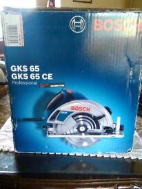 Circular Saw - BOSCH GKS 65 110v Professional