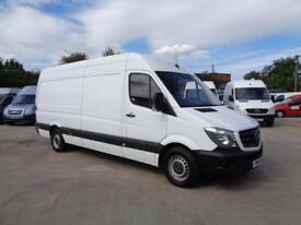 MERCEDES-BENZ SPRINTER 2.1 TD | 313-CDi | LWB | 1 OWNER | FSH | 2014 MODEL