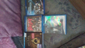 21 DVD's want gone ASAP need room