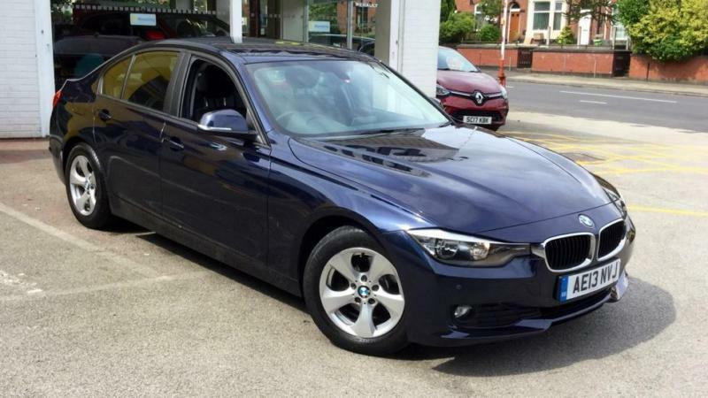 2013 BMW 3 Series 320d EfficientDynamics 4dr Manual Diesel Saloon