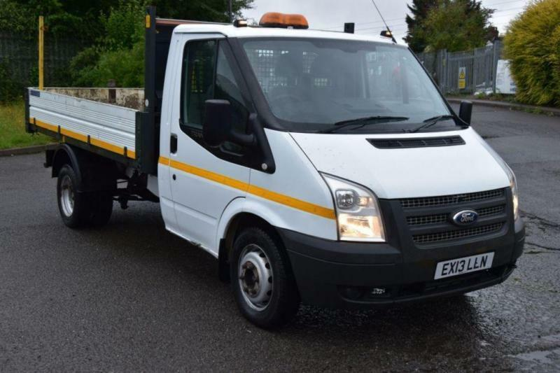 2.2 350 DRW 2D 124 BHP MWB RWD EURO 5 DIESEL PANEL MANUAL TIPPER 2013