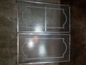Shower Doors - Glass