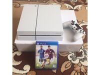*PlayStation 4* Glacier White* Bargain*