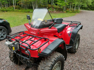 Honda Fourtrax 300 Atv *Price Drop