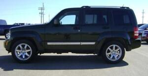 2010 Jeep Liberty Limited Edition 4x4  130,550km  Leather