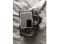 Nikon D90 (Body) with Camera Bag & Broken Lens (VR 18-105mm)