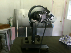 Professional Oster dog grooming dryer