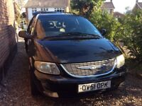 *REDUCED PRICE* Chrysler Grand Voyager Limited 3.3 automatic FULL MOT