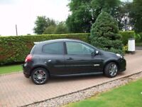2010 RENAULT CLIO 1.5DCI GT 3 DOOR*GREAT SPEC*LOW INSURANCE SPORTY CAR.