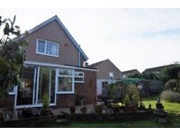 4 bed house available to let short term 28 August for 6 weeks