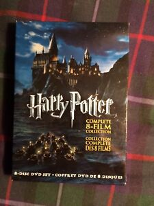 Coffret DVD Harry Potter