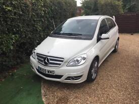 2009 59 mercedes b180 Cdi sport automatic 42,500 miles only