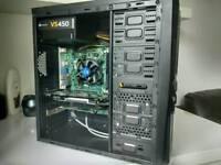 Gaming pc/desktop i3 cpu and gtx 650ti graphics card + WiFi + windows 10