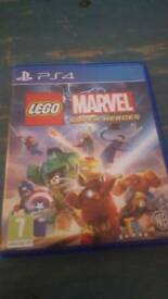 Ps4 game lego marvel