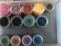 Embossing Powders and Silk glitters