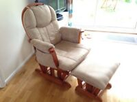 Nursing chair from John Lewis
