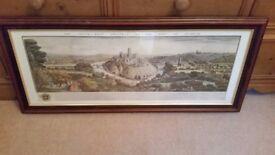 large map of Durham city
