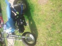 125cc monkey pitbike 125 pit bike not mountain bike mini moto