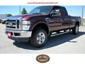 2009 Ford Super Duty F-250 SRW XLT | Long Box 4x4
