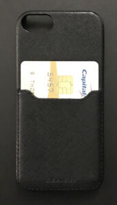 iPHONE 5/5S/SE Leather Case by COACH
