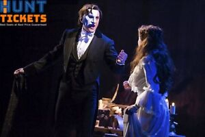 Get theater play tickets for Phantom Of The Opera