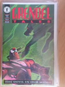 grendel tales #1 issue