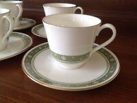 Royal Doulton Bone China Tea cups & Saucers