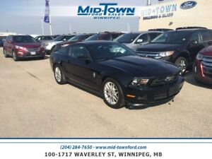 2012 Ford Mustang Coupe V6