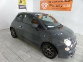 2014 Fiat 500 1.2 S ***BUY FOR ONLY £31 PER WEEK***