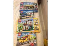 Lego city creator sets