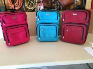 3 Piecesof Air Canada Carry On Luggage