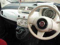 FIAT 500 POP (white) 2010