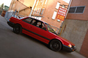 1985 Honda Prelude - with H22 Swap
