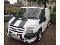 Ford transit st (rep) sport very tidy p x swap