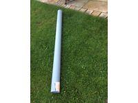 1.7m Osma 110mm soil pipe