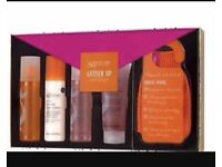 Sanctuary gift set lather up brand new