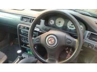 MG ZS 1.8 petrol manual