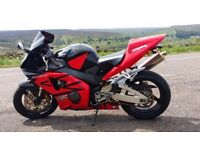Honda fireblade rr3 900 954