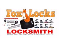 Auto Locksmith Cars Opened , Programmed, New Keys , Spare Key