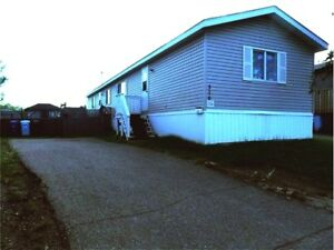 Gregoire Park 3 Bedroom Mobile Home -Available Now