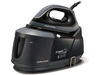 BRAND NEW STEAM IRON - MORPHY RICHARDS 332001 POWER STEAM ELITE - BOXED - COST £136.99 - ACCEPT £80