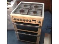 Freestanding cooker Hotpoint Ultima