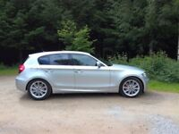 BMW 1 series 118d M sport LOW MILLAGE 6500 o.n.o